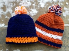 EZPZ ski hat crochet pattern by Snappy Tots