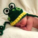 Pattern: Frog Hat
