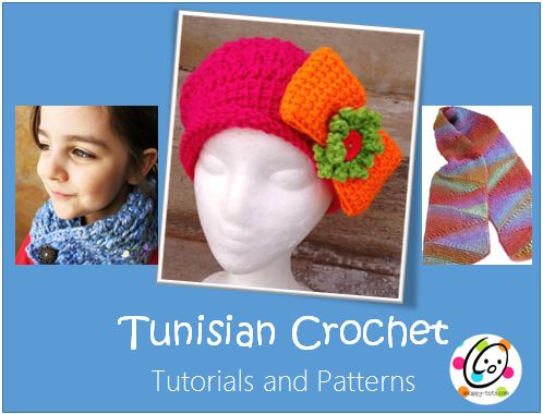 Crochet: Tunisian Patterns and Tips