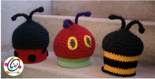 Freebie: Bugz Hat