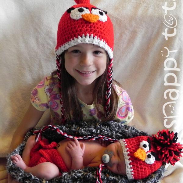Pattern: Baby Bird Set