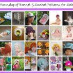 Roundup of Sunhat and Bonnet Crochet Patterns