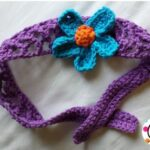 Freebie: Garden Flowers Headband