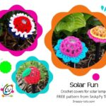 Pattern: Solar Fun Flowers