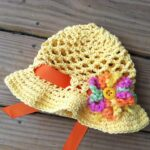 Custom order hat, size baby - adult