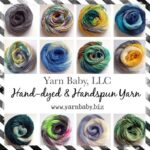 Custom Hand-dyed skein (free domestic shipping)