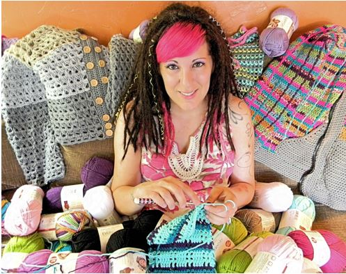 Time to Crochet With Ann Mancinci-Williams