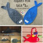 Crochet: Swimming With Sharks