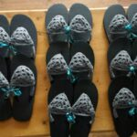 Celebrate: Snappy Bridesmaids and Flip Flop Pattern