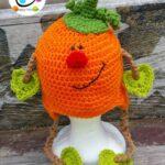 Freebie: Patrick Pumpkin Hat
