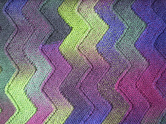 Fab Find: Ten Stitch Zigzag pattern by Frankie Brown