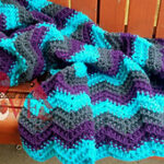 Fab Find: Beehive Ripple pattern by Jennifer Hatch