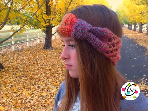 Freebie: New headband pattern and a giveaway