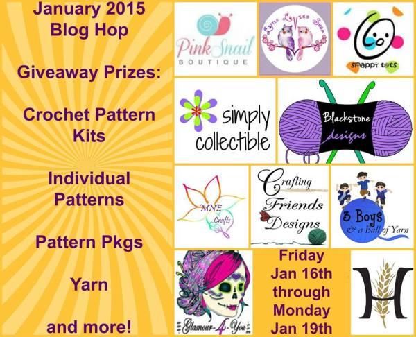Giveaway: Blog Hop