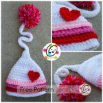 Freebie: Jazlyn Baby Hat