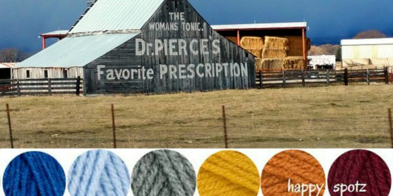 stormy fields color inspiration and free patterns