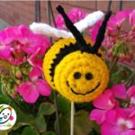 Pattern: Bee Happy Stuffie