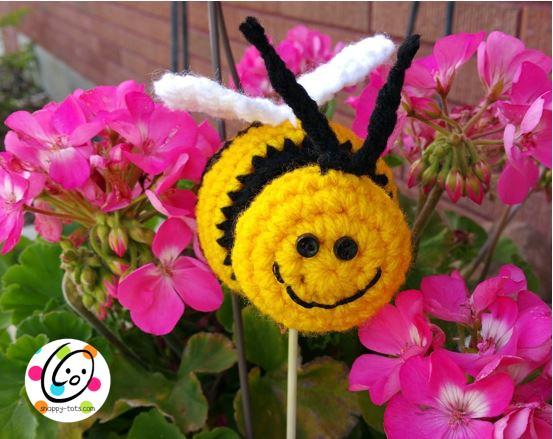 Pattern: Bee Happy Stuffie