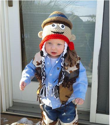 Returning Friends: Cowboy Beanie