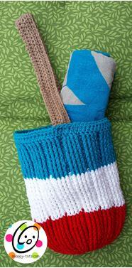 sweet treats crochet pattern by snappy tots