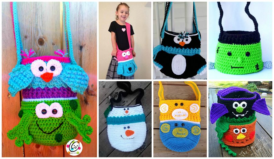 Crochet: Build a Bag