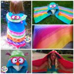 Crochet: Hooded Blanket