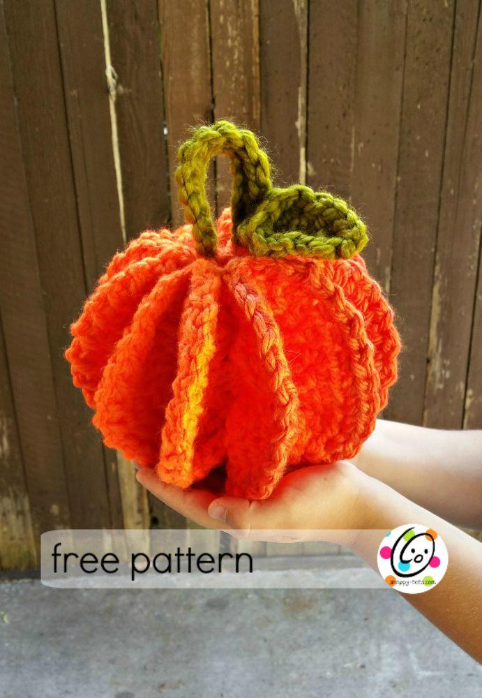 pumpkin free pattern
