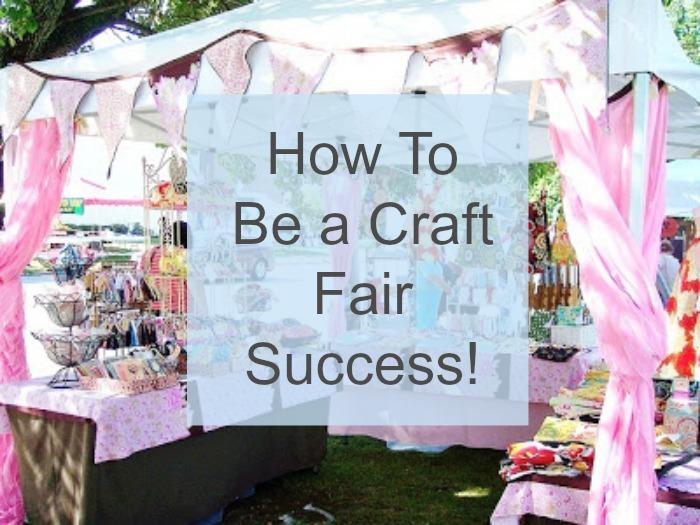 craft fair success