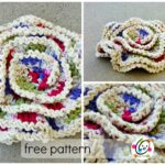 Freebie: Wavy Layers Scrubbie