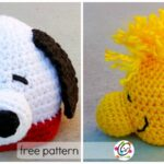 Freebie: snoopy and woodstock