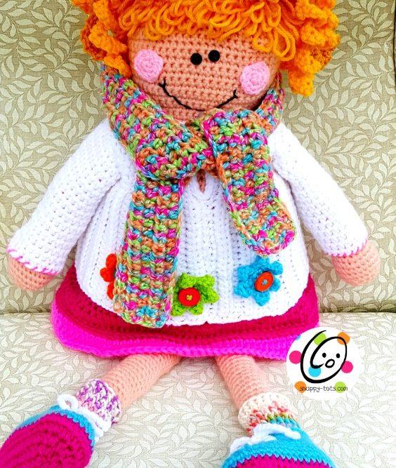 Crochet: Miss SUPER snappy