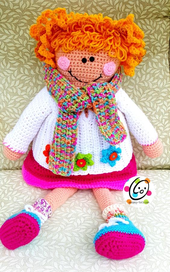 Crochet Miss Super Snappy Pattern Snappy Tots
