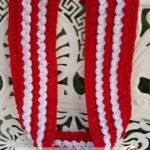 Freebie: sparkling scarf