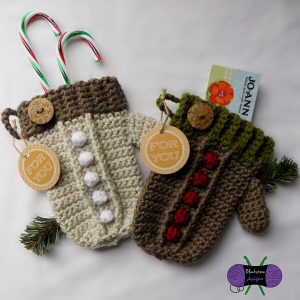 Top Picks: Crocheted Gift Card Holders