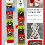 New Pattern: Santas Reindeer