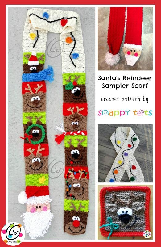 Crochet: Santas Reindeer