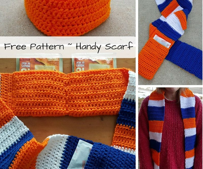 Freebie: Handy Scarf