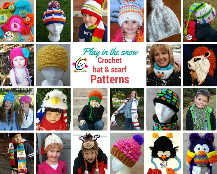 play in the snow crochet patterns
