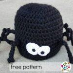 Pattern: Speedy Spider Beanie
