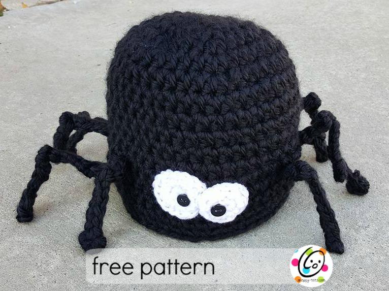 Freebie: Speedy Spider Beanie