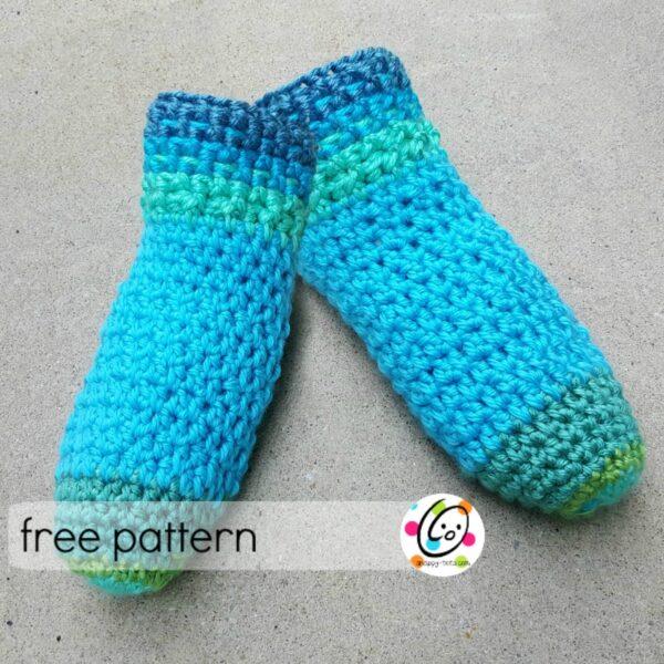 Pattern: Best Gift – Slippers! Pattern