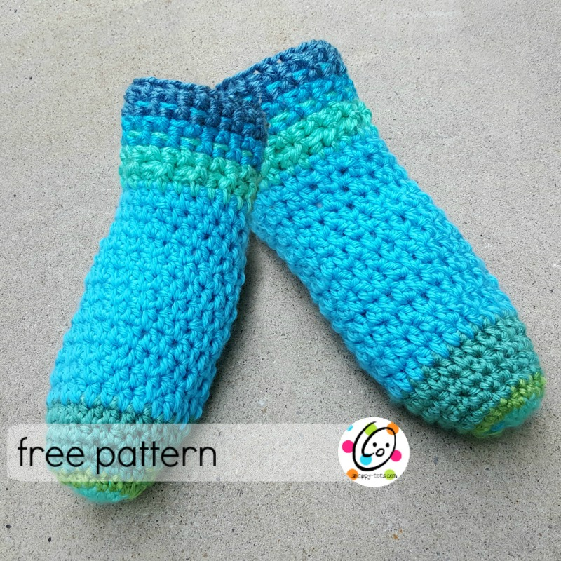 Pattern: Best Gift – Slippers! Pattern