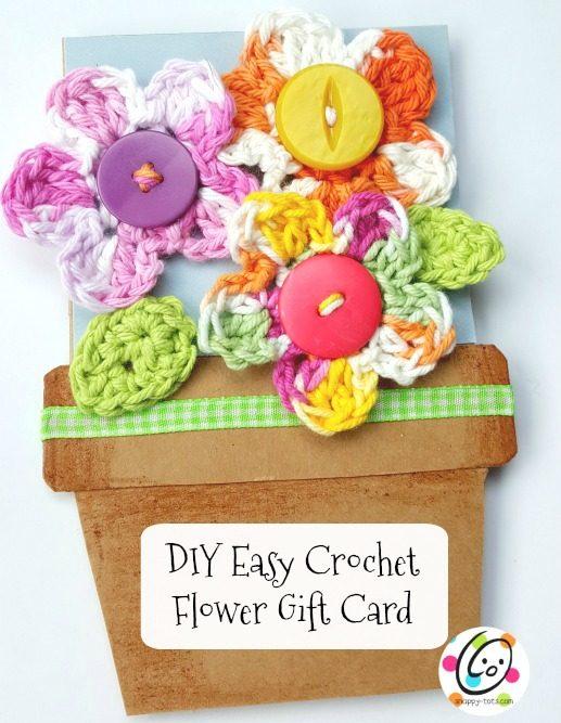 DIY: Handmade Flower Card