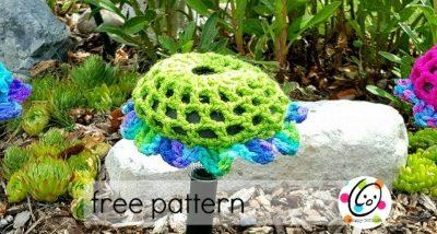 Pattern: Big Solar Blooms